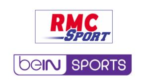 rmc sport et bein sports