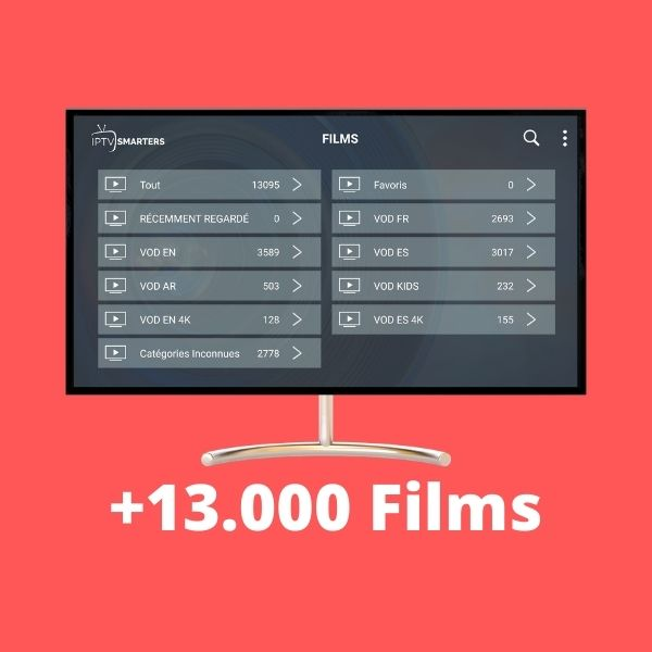 films iptv bronze