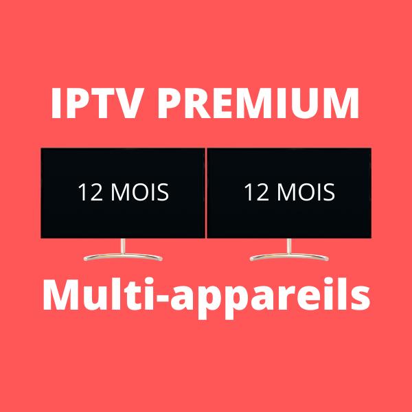 Abonnement premium multi-appareils